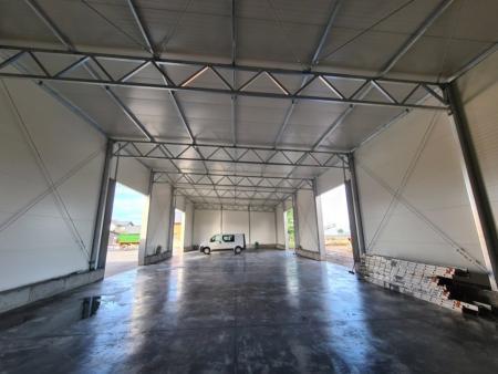 Budowa hali magazynowej Opatówek 3
