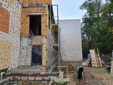 Rozbudowa istniejącej szkoły 5