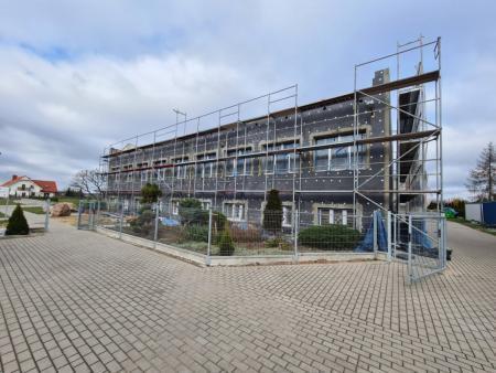 termomodernizacja budynku szkoły  podstawowej w kamieniu 1